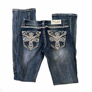 Grace of LA bootcut size 26 jeans